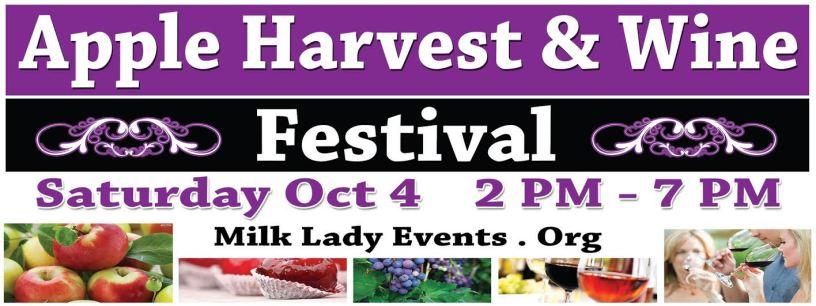 Apple Harvest Banner